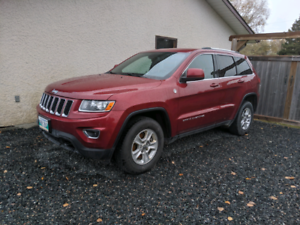2014 Jeep Grand Cherokee 4x4 Snow Tires, Safetied