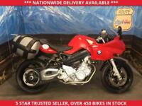 BMW F800S F 800 S ABS MODEL WITH SIDE LUGGAGE FSH MOT 07/18 2008 08