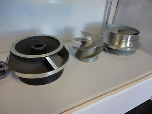 IMPELLERS FOR JET BOATS