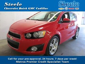 2016 Chevrolet SONIC 2LT Sunroof & Alloys