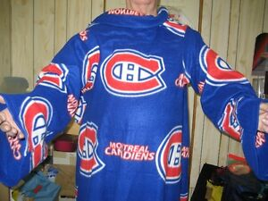 Reduced price New Montreal Canadians snuggly blanket Gatineau Ottawa / Gatineau Area image 5