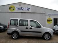 Fiat Doblo WINCH Dynamic Wheelchair Scooter Accessible Adapted Disability WAV