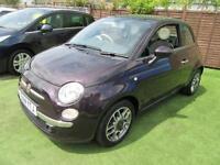 2014 Fiat 500 1.2 Lounge 3dr