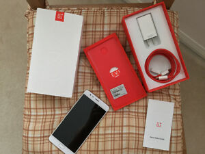 OnePlus 3 (Gold 64GB Unlocked) For Sale