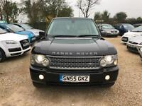 Land Rover Range Rover 3.0 Td6, Auto, Vogue, Diesel + LPG