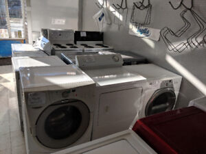 Reconditioned appliances and New and used parts