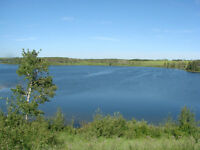 Lake Lots for Sale - Serviced