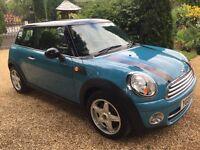 Mini Cooper D diesel 2009