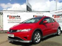 2010 Honda Civic 1.4 i-VTEC Type S 3dr Hatchback Petrol Manual