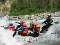 Tatshenshini Expediting: Raft Guide Training