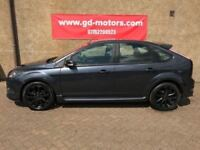 2009 FORD FOCUS ZETEC S 125, MOT MAY2019, WARRANTY, NOT VXR ST CUPRA WRX SRI GTI 120d