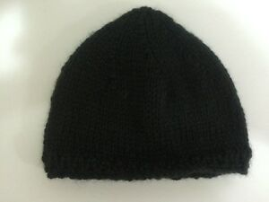 Handmade Knitted Baby Hat For 3 Month Old (10-21 pounds)