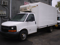 Refrigerated Delivery/ Moving Service