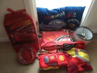 Lightning McQueen Bedding Bundle