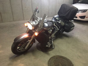 2008 Yamaha 1300 V-Star Touring