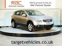 2008 NISSAN QASHQUI 1.5DCI 2WD TEKNA ~1 PREVIOUS OWNER WITH FULL SERVICE HISTORY