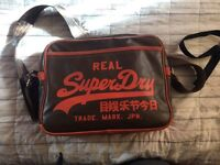 Real superdry side bag!