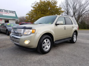 2012 FORD ESCAPE LIMITED *** FULLY LOADED *** $9995