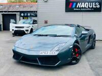 2013 Lamborghini Gallardo LP550-2 E GEAR DAMAGED REPAIRED Petrol Manual