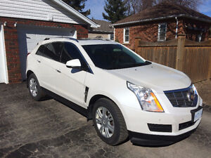 2010 Cadillac SRX 3.0 Luxury SUV, Crossover
