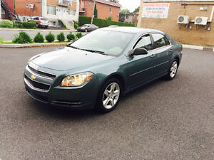 2009 Chevrolet Malibu Sedan 4cylinder 66000km super clean 5699$