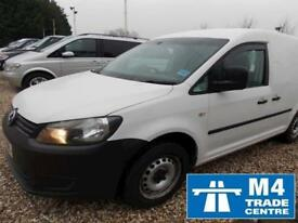 Volkswagen Caddy C20 Tdi Panel Van 1.6 Manual Diesel