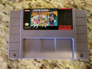 Super Mario All Stars - Super Nintendo - SNES