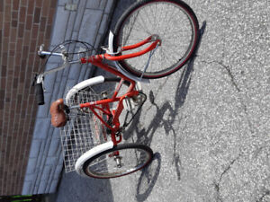 Adult Gomier tricycle for sale