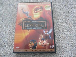 Disney's The Lion King 2-Disc Platinum Edition on DVD