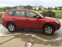 2009 TOYOTA RAV4 SUV 4X4 MINT COND AND INSPECTED
