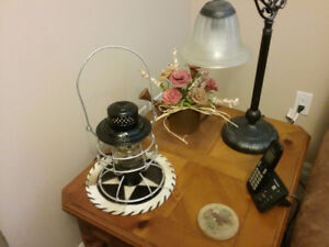 Antique 102 year old railway lantern