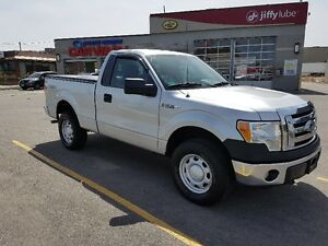 2014 Ford F-150 XL Pickup Truck 4X4 3.6ltr v6