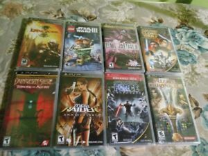 PSP Games for sale NEW