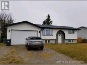 Grande Cache home for rent