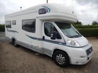 Auto-Trail Scout SE 6 Berth Rear U Shape Lounge 2009 Motorhome For Sale