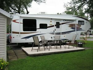 Chaparal lite 2011 268RLE 30 pieds