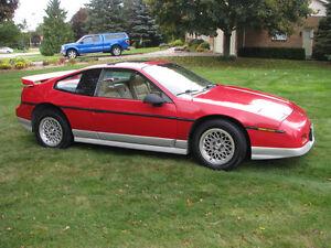 1986 CLASSIC FIERO GT