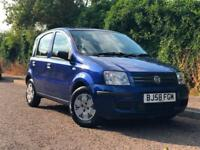 2008 FIAT PANDA 1.2L DYNAMIC AUTOMATIC PETROL 5 DOOR HATCHBACK