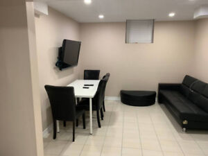 Newly Renovated 2BDR basement for Rent near Humber North Campus