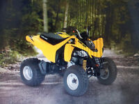 For Sale 2012 DS 250 Can-Am ATV