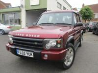 2003 Land Rover Discovery 2.5 TD5 ES 5dr (7 Seats)