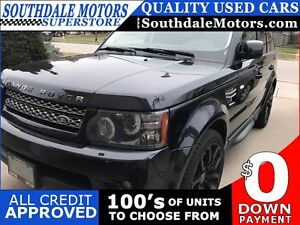 2012 LAND ROVER RANGE ROVER SPORT SUPERCHARGED * 4WD * 1 OWNER *