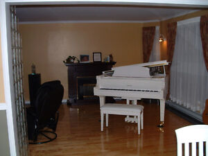 Piano à queue à vendre
