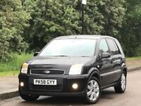 2008 Ford Fusion 1.6 Plus 5dr