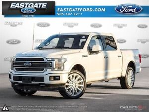 2018 Ford F-150 Limited - Executive Unit