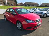 Seat Ibiza 1.2 S SportCoupe 3dr (a/c)