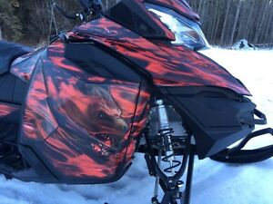 Ski Doo Summit SP 800 146""