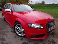 2009 Audi A4 S4 TFSI Quattro 5dr S tronic Pan Roof! Super Sports Seats! 5 do...