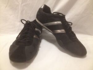 Ladies Black Coach Jayme Casual Sneakers7M