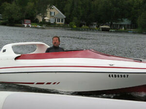 bateau galstron css 19 speed boat